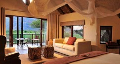 at Tau, a South African luxury