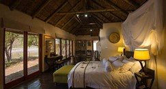 luxury safari lodge with Family Suite
