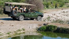 the malaria-free Madikwe Game Reserve. Big 5